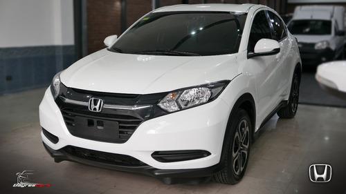 Honda Hr-v Lx Cvt 2016 Blanco