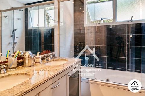 Imagem 1 de 15 de Apartamento - Brooklin Paulista - Ref: 1183 - V-joycelis16