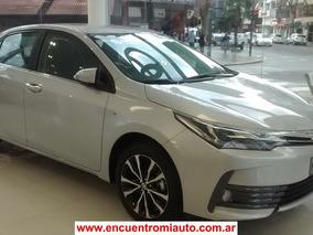 Toyota Corolla Seg Cvt 150 O Su Usado Y Cuotas Anisantill