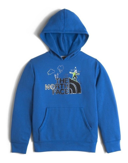 Sudadera The North Face Logowear P/o Hoody Niño