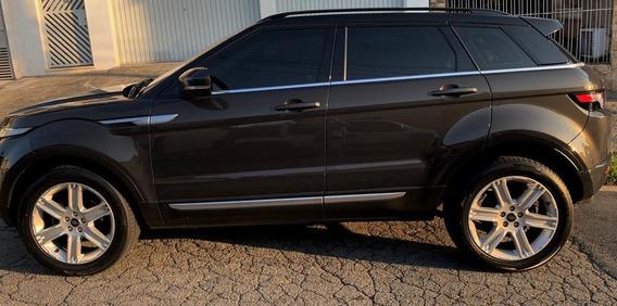 Range Rover Evoque Prestige 4wd 16v Gasolina 4p Automático