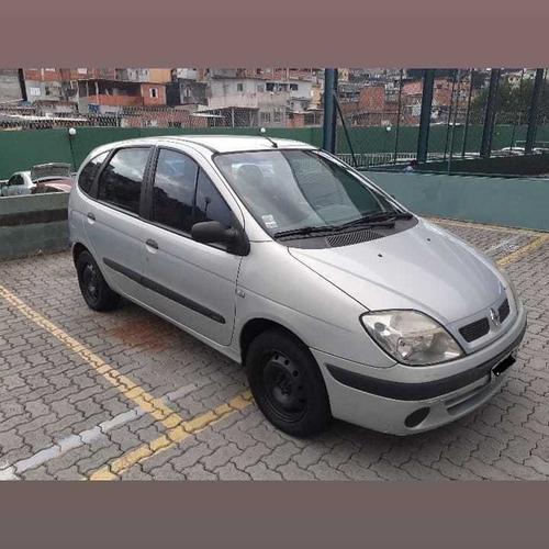 Renault Scenic 2004 2.0 16v Expression 5p