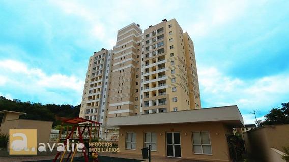 Apartamento Novo, Em Condominio Clube Na Fortaleza   2 Quartos, Sendo 1 Suíte Com Closet   Financiamento Direto Com O Proprietário Em Até 120x - 6001705