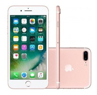 Smartphone Apple iPhone 7 Plus 256gb Desbloqueado