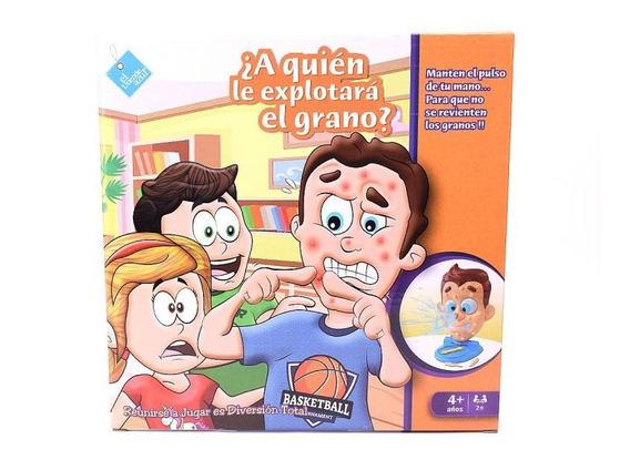 A Quien Le Explota El Grano ? Duende Azul Jugar Fibro 7357