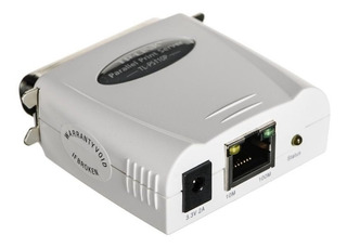 Print Server Tp-link Tl-ps110p 1 Puerto Paralelo 1 Pto Rj /v /vc