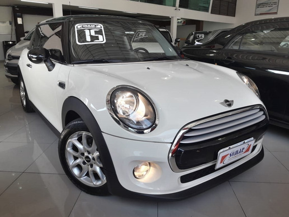 Mini Cooper 1.5 12v Turbo Gasolina 2p Automático