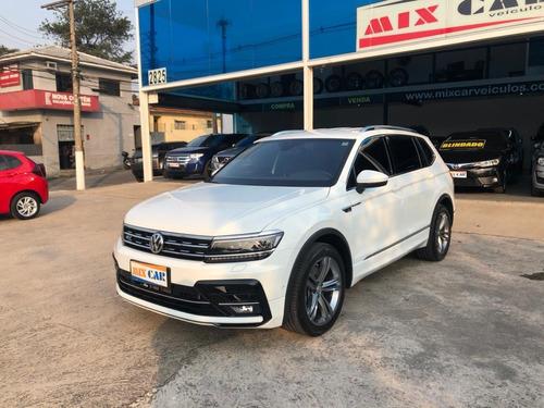 Vw Tiguan R-line 350 2019 Blindado 07 Lugares Novíssimo