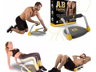 Ab Tomic Maquina Para Abdominales Body Crunch