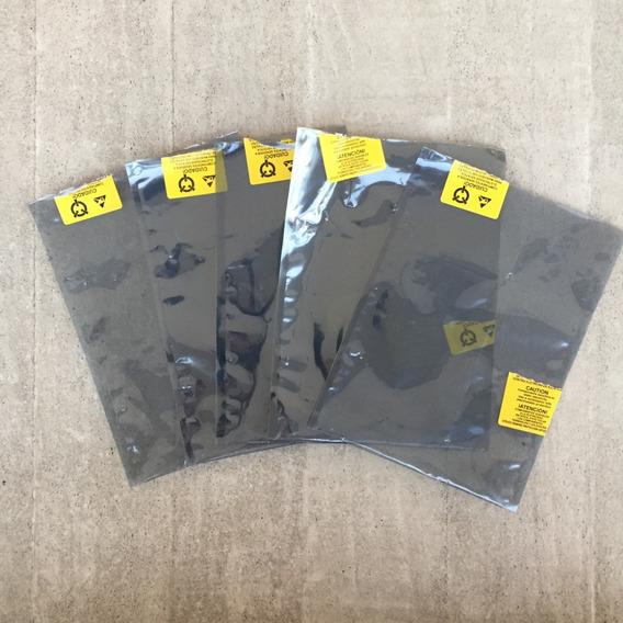 Saco Embalagem Anti Estática 20x14cm 5 Unidades