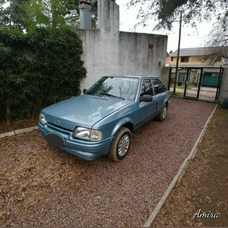 Ford Escort 1.6 Lx 1988