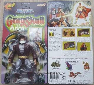 The Power Of Grayskull Súper 7 Eldor Wave 2