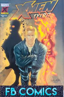 Hq X-men Extra #41 Marvel Panini Maio - 2005