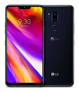 Lg G7 Thinq - 64gb 4gb Ram Lte 6.1 Qhd+ Android 8 + Caja !!