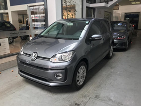 Volkswagen Up! High Gris Platino 0km 2019