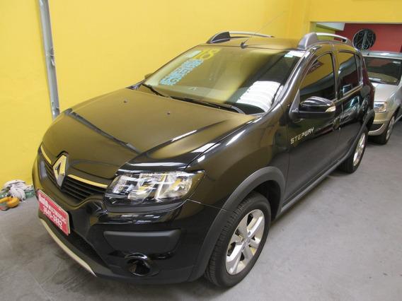 Renault Sandero Stepway 1.6 Dynamique, Apenas 2.200 Km