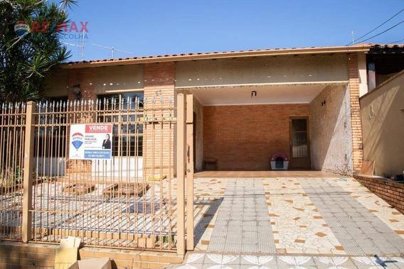 Casa Com 2 Dormitórios À Venda, 171 M² Por R$ 220.000,00 - Central Parque Sorocaba - Sorocaba/sp - Ca1489