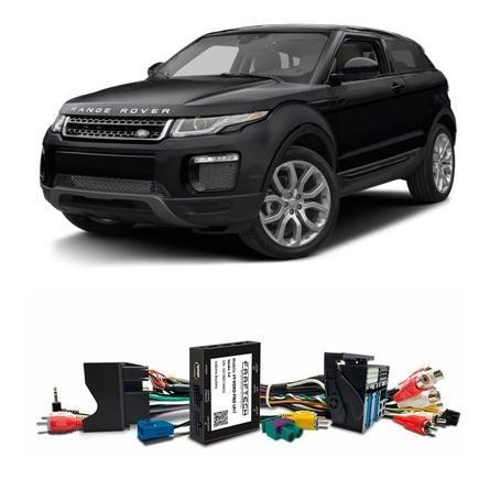 Desbloqueio De Tela Range Rover Evoque 2018 Faaftech