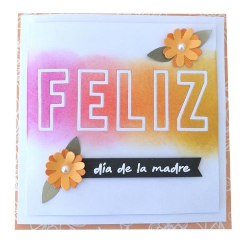 Imagen 1 de 1 de Tarjetas De Felicitación Para El Día De La Madre