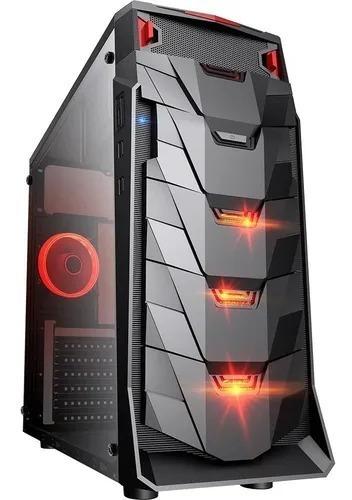 Pc Gamer Fx 6300 4gb 500gb Fonte 450w Reais Cooler Dual Fan