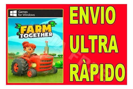 Farm Together - Jogo Para Computador