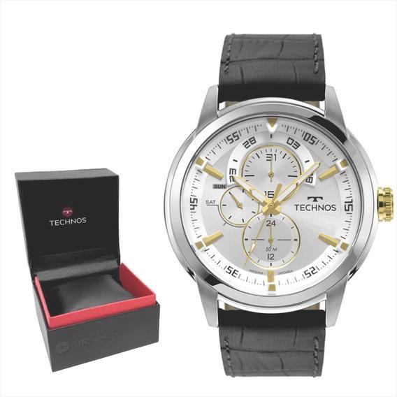 Relógio Technos Masculino Grandtech Original C/garantia E Nf