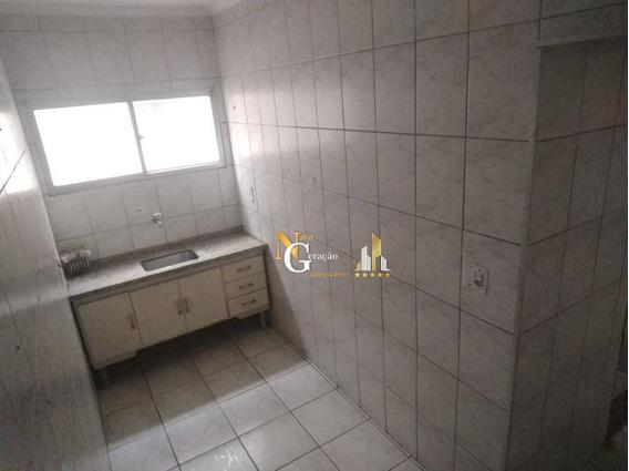 Kitnet Com 1 Dormitório À Venda, 33 M² Por R$ 90.000 - Campo Da Aviação - Praia Grande/sp - Kn0186