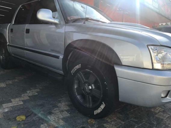 Chevrolet S10 2010 2.8 Tornado Cab. Dupla 4x2 4p