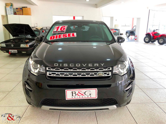 Land Rover Discovery Sport 2.2 Hse Diesel - 2016
