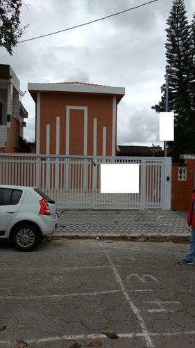 Imagem 1 de 19 de Sobrado Com 2 Dorms, Jardim Paraíso, São Vicente - R$ 250 Mil, Cod: 98 - V98