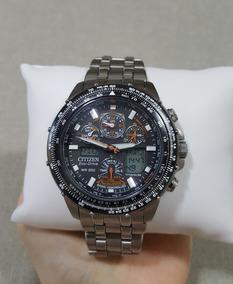 Relógio Citizen Eco-drive Skyhawk A-t U600-s049661