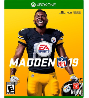 Video Juego Madden Nfl 19 Xbox One Gaming Gamer