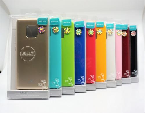 Imagen 1 de 3 de Funda Huawei Mate 20 Pro Mercury Goospery Jelly Case