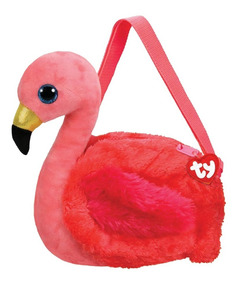 Ty Bolsa Gilda Flamingo