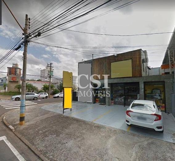 Casa Comercial Para Locação, Jardim Chapadão, Campinas. - Ca0823