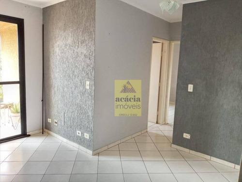 Imagem 1 de 11 de Apartamento À Venda, 55 M² Por R$ 305.000,00 - Vila Mangalot - São Paulo/sp - Ap3000