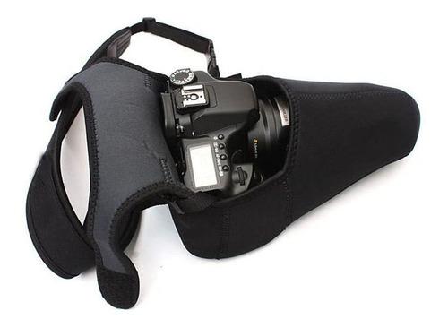 Case Neoprene Para Câmera Canon 1200d 750d 760d 700d 650d