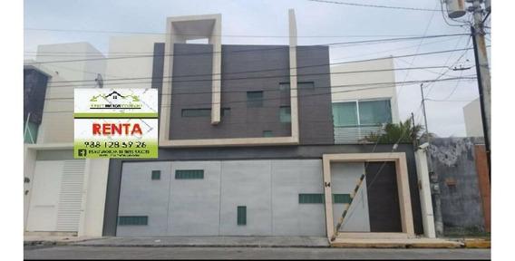 Renta De Casa Col Miami Con Alberca Ciudad Del Carmen