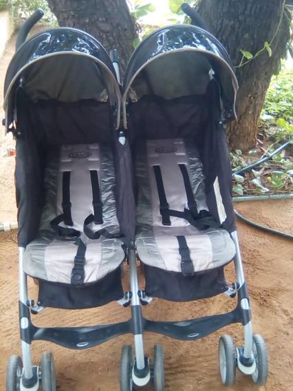 Coche Para Morochos-gemelos Graco