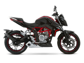 Moto Zanella Rz3 Naked Nuevo 292cc 0km Urquiza Motos