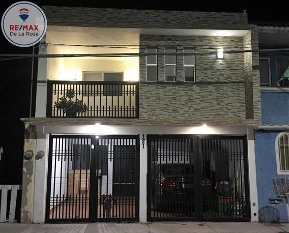Casa En Venta Fraccionamiento Haciendas Del Pedregal