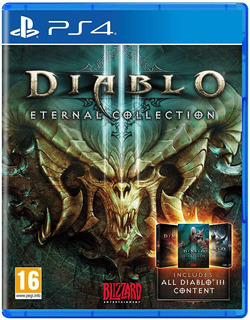 Diablo 3 Iii Eternal Collection (eu) / Juego Físico / Ps4