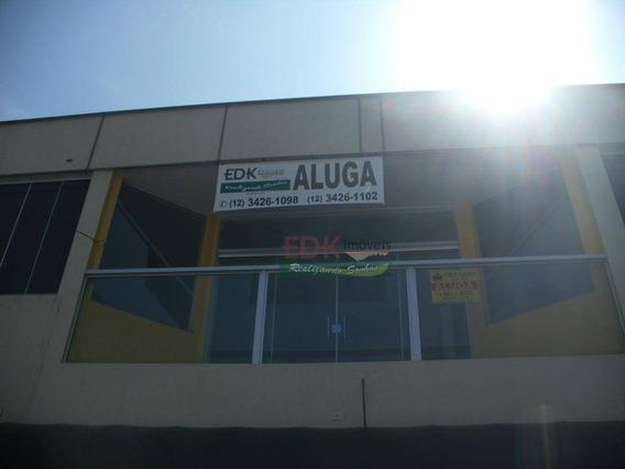 Salão Comercial Para Locação, Parque Aeroporto, Taubaté. - Sl0024