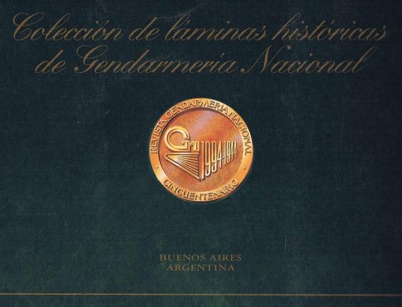Uniformes Históricos Gendarmería Nacional