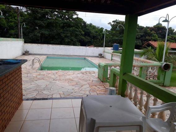 Chácara No Condomínio Frei Galvão À Venda, 1250 M² Por R$ 420.000,00 - Distrito De Potunduva (potunduva) - Jaú/sp - Ch0026