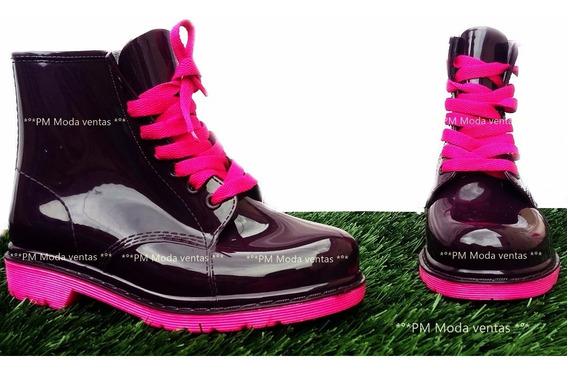 Botas Para Lluvia Jelly Boots Niña Niño Envio Gratis Oferta