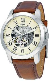 Relógio Fossil Masculino Automático Me3099/0bn