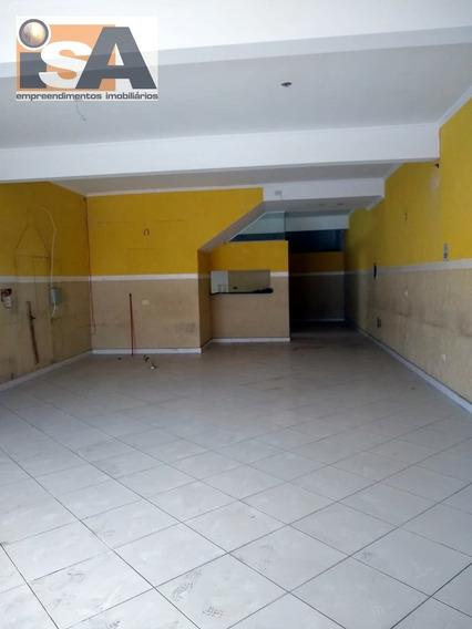 Salão Em Centro - Suzano, Sp - 3209