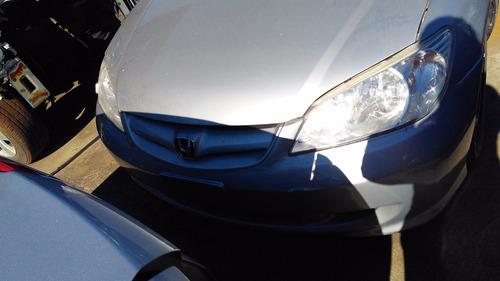 Imagem 1 de 5 de Sucata Retirada De Peças Honda Civic 2004