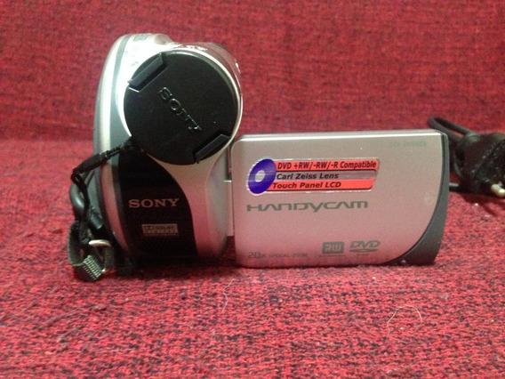 Sony Handycam Dcr-dvd605 - Filmadora